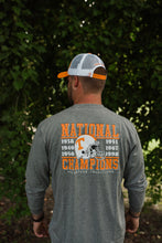National Champs Long Sleeve Tee 2196