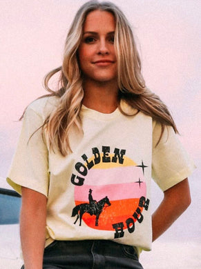 Golden Hour Tee 2552