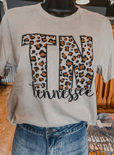 Leopard TN Short Sleeve Tee 2180
