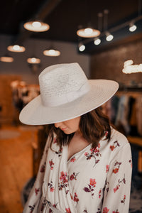 Straw Rancher Hat 2548