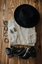 Black Western Ankle Boot 2233
