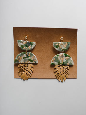 The Palmer Clay Earrings