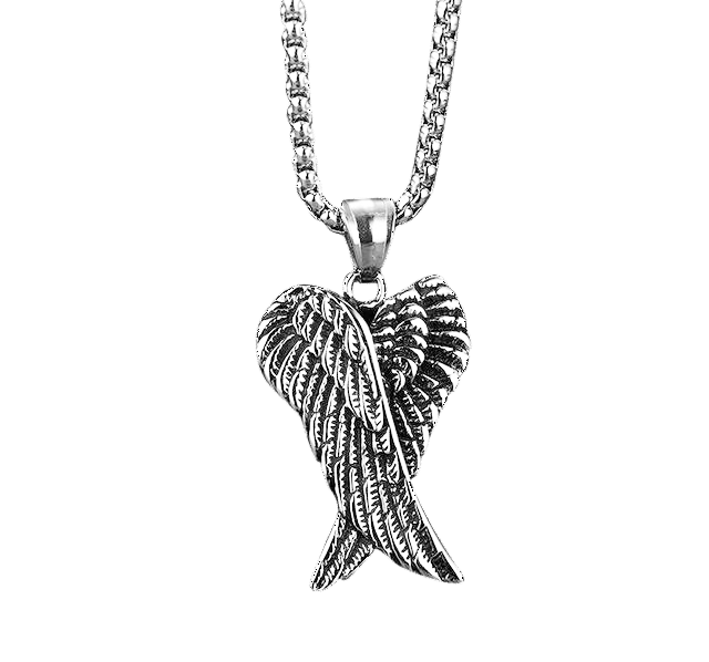 ANGEL X NECKLACE