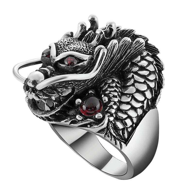 MYSTIC DRAGON RING