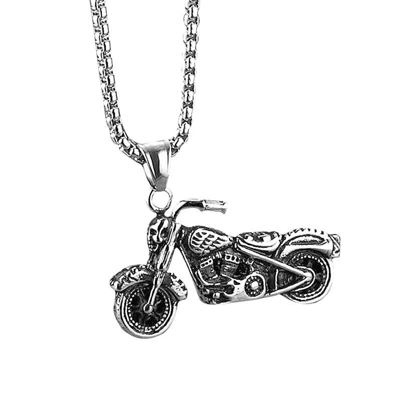 MOUNT'S GHOST RIDER NECKLACE