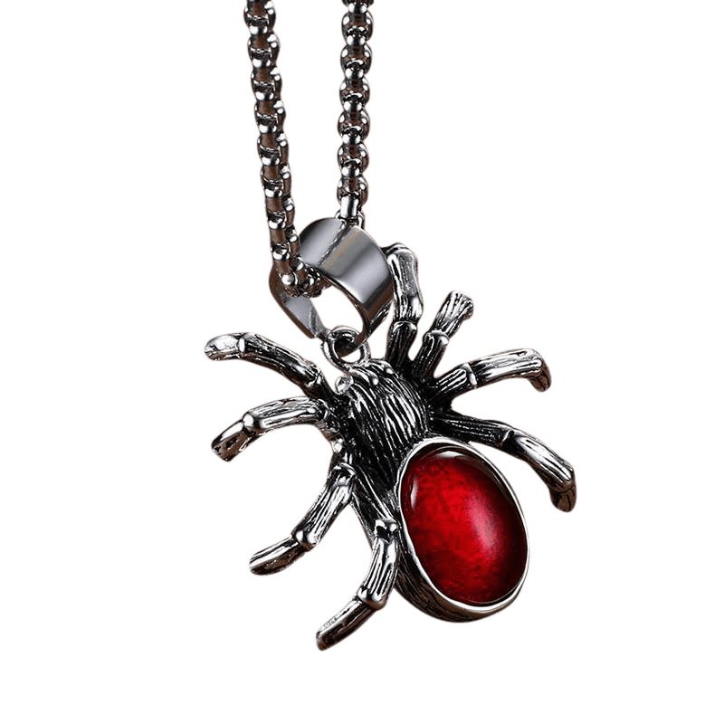 Black Widow Necklace