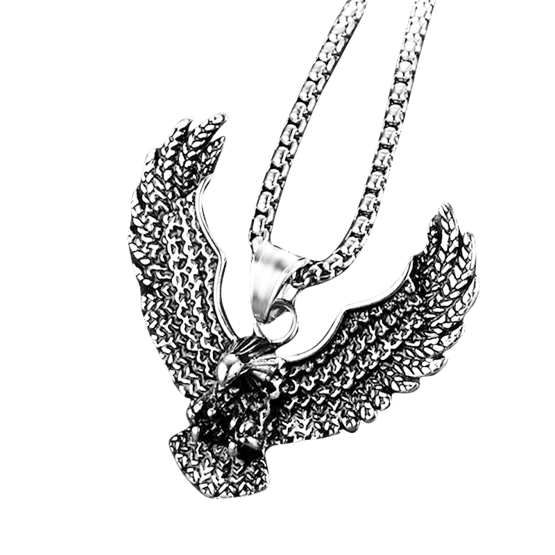 IMPERIAL EAGLE NECKLACE