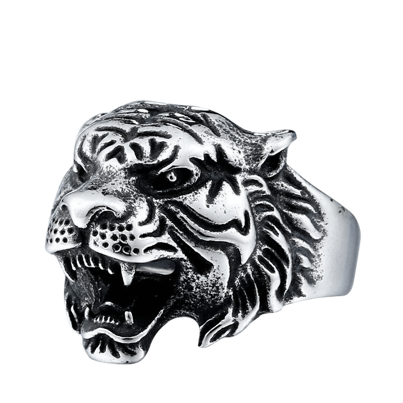 FIERCE TIGER RING