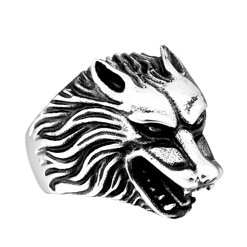 NORTH WOLF RING
