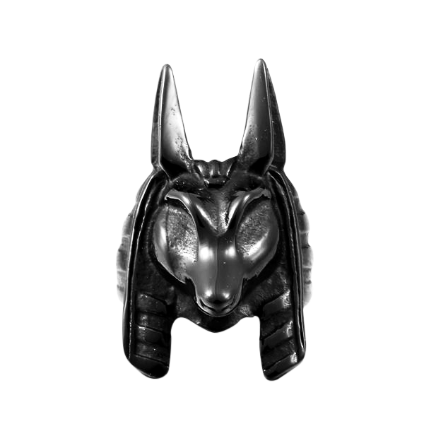 Anubis Ring 7 / Black
