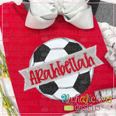 Soccer Ball-Blanket