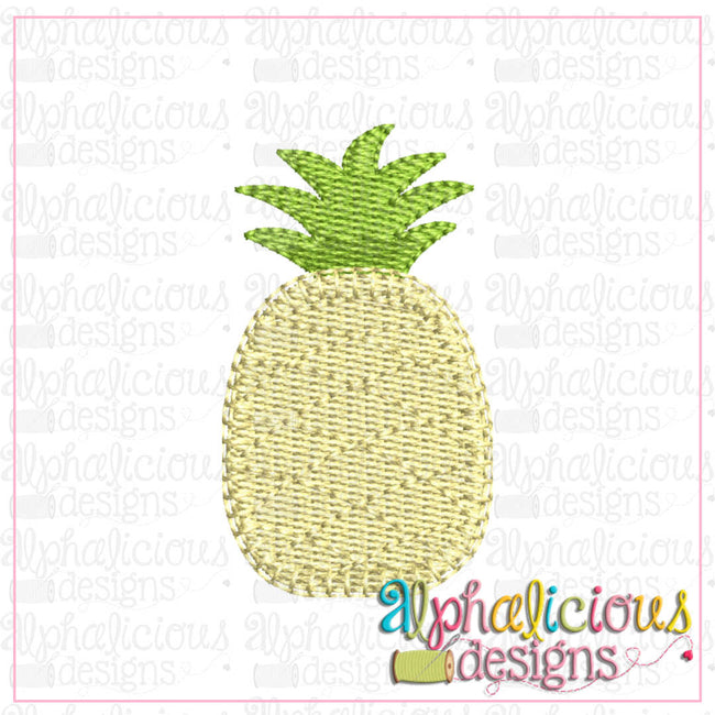 Pineapple-Mini-Fill - Alphalicious Designs
