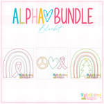 ALPHA BUNDLE-10-9-20 Release-Blanket Stitch