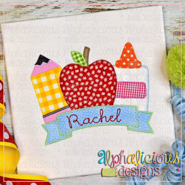 Back To School Trio-Blanket