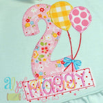 Celebration Numbers 0-9-BUNDLE - Alphalicious Embroidery Designs