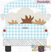 Cotton Truck-Printable