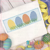 Easter Eggs Faux Smock