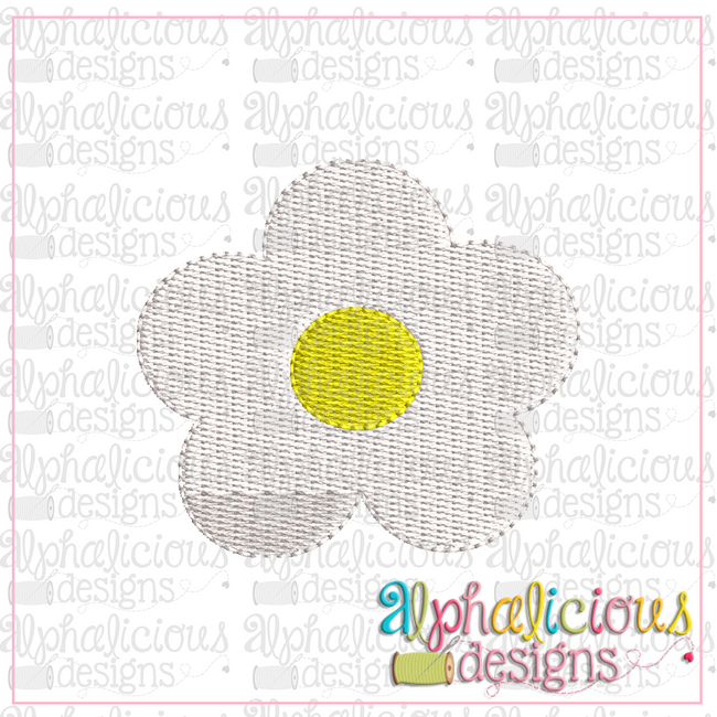 Flower MINI-fill - Alphalicious Designs