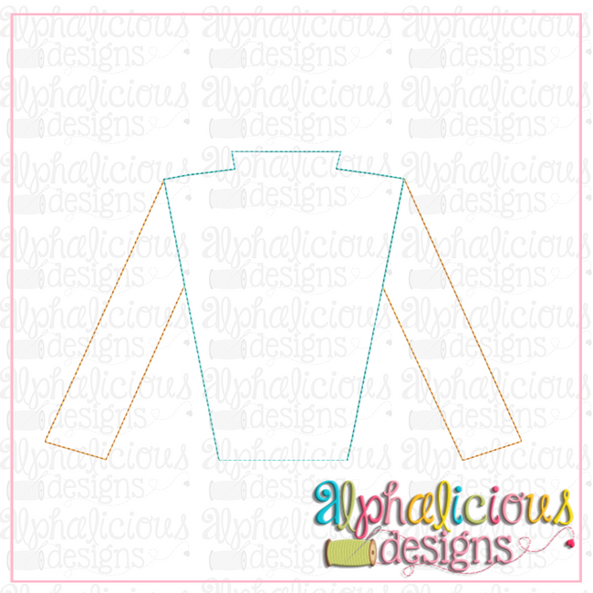 Jocky Shirt-Triple Bean - Alphalicious Designs