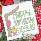Happy Birthday Jesus - Sketch