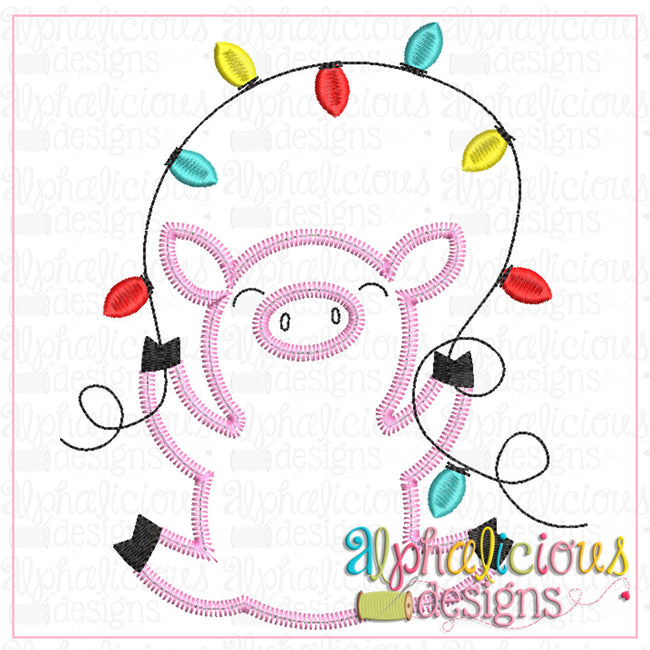 Pig with Lights-ZigZag
