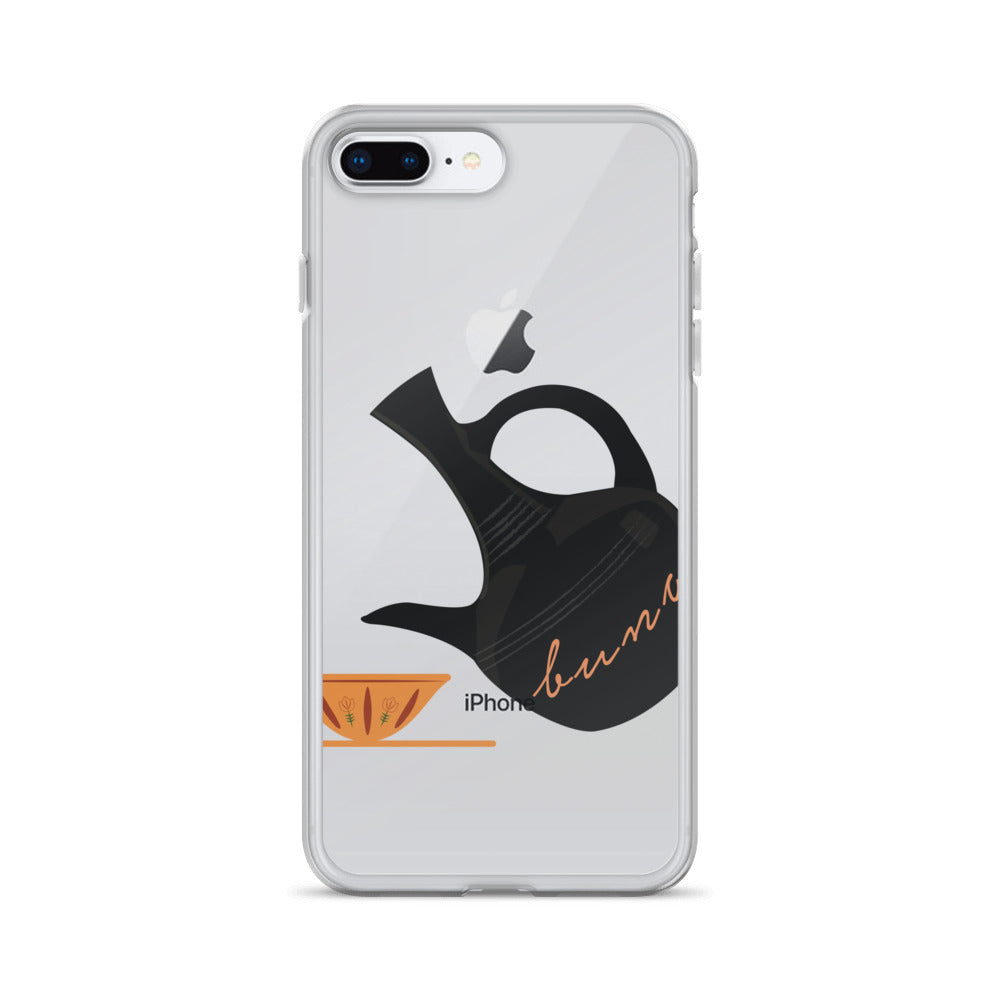 Buna iPhone Case