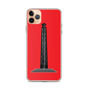 Axum iPhone Case