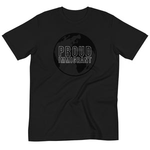 Proud Immigrant Organic T-Shirt