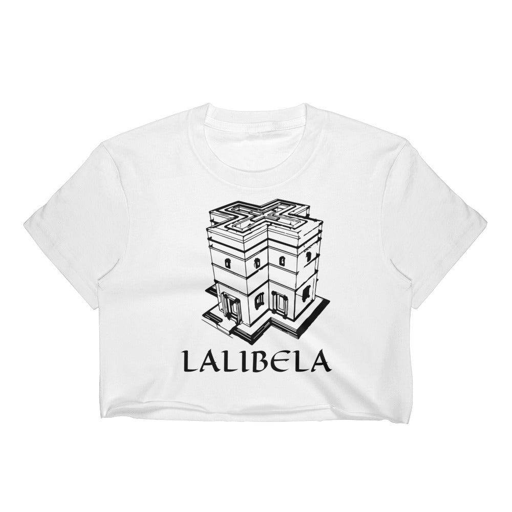Lalibela Crop Top