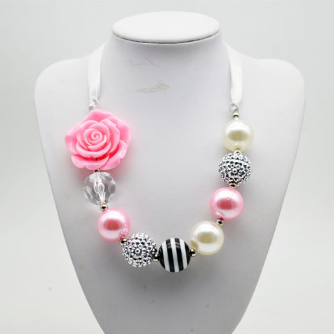 Princess Beaded Necklace