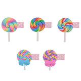Girls Lollipop Hair Clip