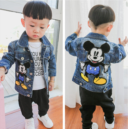 Mickey Denim jacket