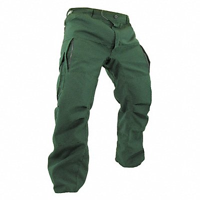 Fire Pants Forest Green Inseam 32 In.