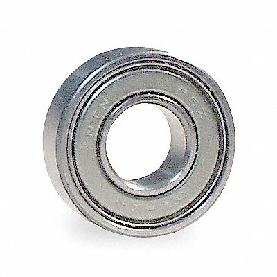 Radial Bearing Double Shield 8mm Bore