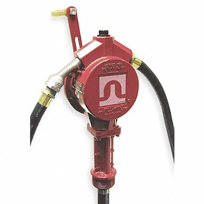 Hand Drum Pump Rotary 3/4In FNPT