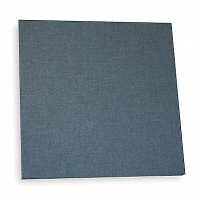 Acoustic Panel Decorative Blue 4 sq.ft.