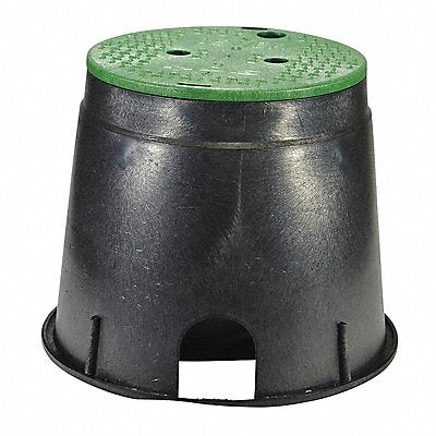Valve Box Round 11-5/8in.Hx12-7/8in.W