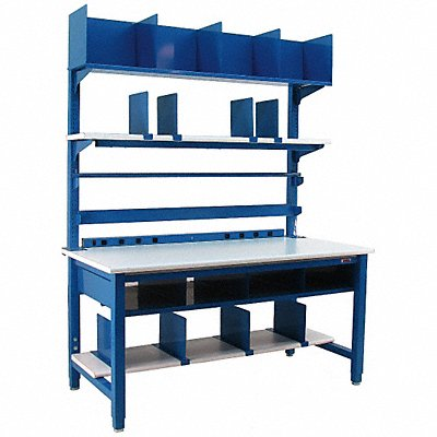 Hvy-Duty Packaging Bench Set 72inWx36inD