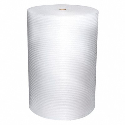 Foam Roll Perforated 48 in W 550 ft L