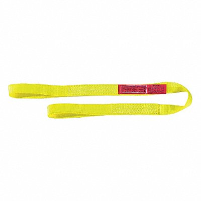 Web Sling Type 3 Nylon 1inW 4 ft.L