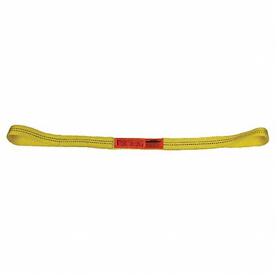 Web Sling Type 3 Nylon 2inW 6 ft.L