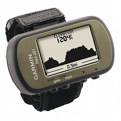 GPS Hands-Free Black and White LCD