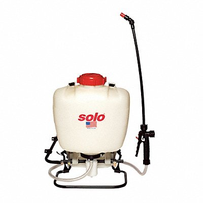 Backpack Sprayer HDPE 4 gal. 90 psi