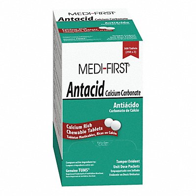 Antacids and Indigestion Tablet PK100