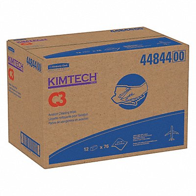 Cleaning Wipes Hydroknit(R) 912 PK12