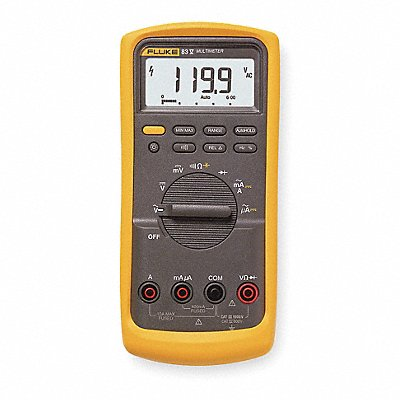 Digital Multimeter 10A 50 MOhms 1000V