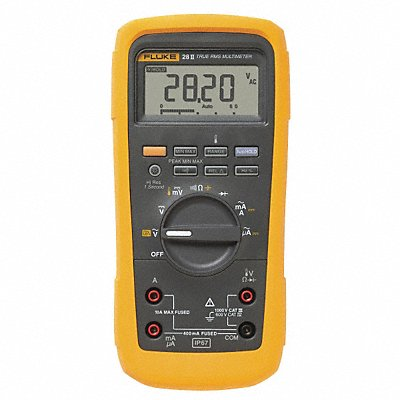 Digital Multimeter 1000V 10A 50 MOhms