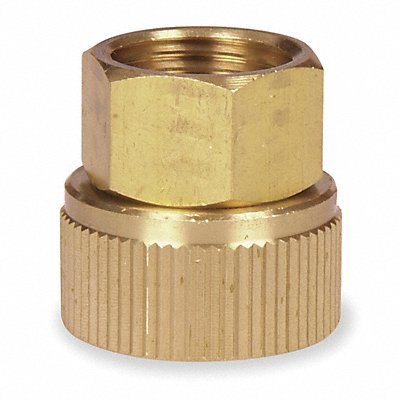 Hose To Pipe Adapter Swivel Dbl Female