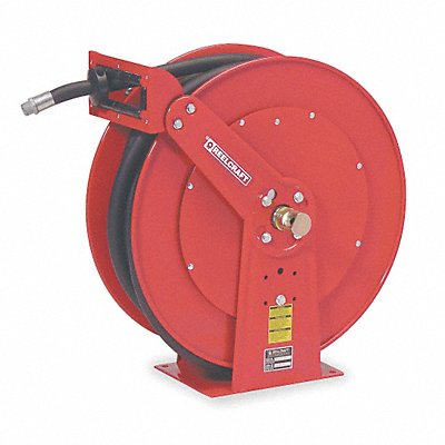 Hose Reel 75 ft 50 psi 3/4 ID