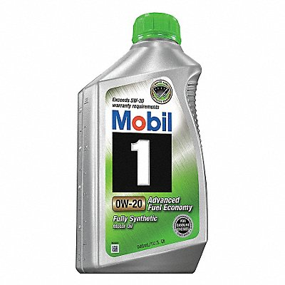 Engine Oil 0W-20 Full Synthetic 1qt